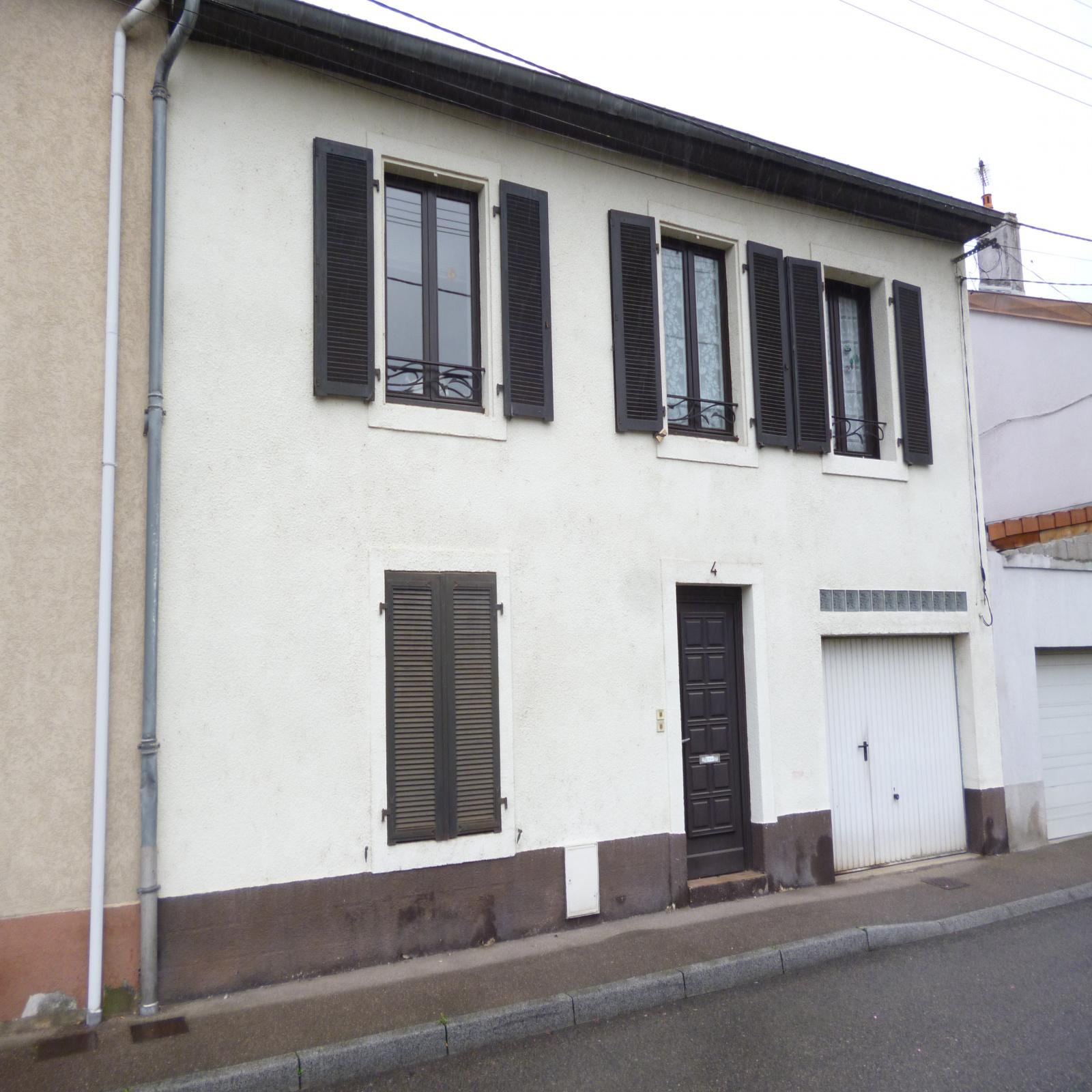 Image_, Maison, Dombasle-sur-Meurthe, ref :3388