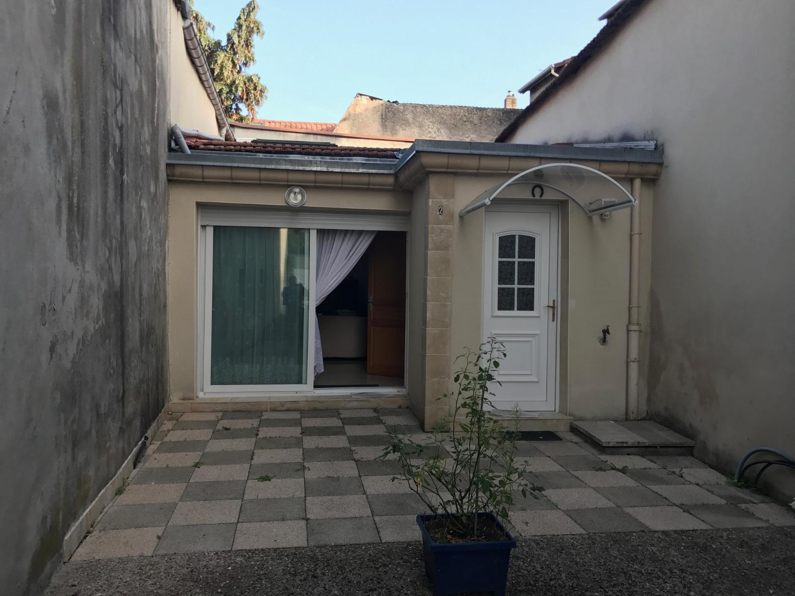 Vente saint nicolas de port belle maison de plain pied - Bouko immobilier saint nicolas de port ...